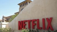 epa05090581 (FILE) A file picture dated 20 August 2015 of an exterior view on the Netflix Corporate Headquarters in Los Gatos, California, USA.  Video streamer Netflix on 06 January 2016 went live around the world, adding 130 new countries to its service