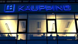 epa01509669 An undated handout made available on 04 October 2008 shows the headquarters of Icelandic bank Kaupthing in Reykjavik, Iceland. According to reports on 04 October 2008 following rumours that Icelandic bank Kaupthing, which also owns the British
