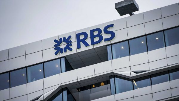 epa04645482 An exterior view of the Dutch head office of Royal Bank of Scotland at the Zuidas in Amsterdam, The Netherlands, 03 March 2015. RBS withdrew almost fully from the Netherlands. The Dutch branch of the British financial group will scrap at least